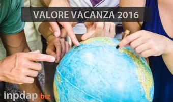 Valore Vacanza 2016 Inpdap Inps Bando Estate Inpsieme