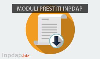 Modulistica prestiti INPDAP