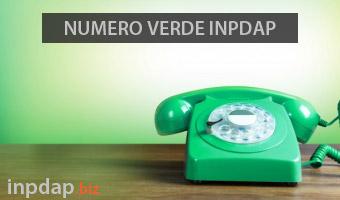 Numero Verde INPDAP INPS
