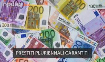 Prestiti Pluriennali Garantiti INPDAP