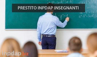Prestiti INPDAP insegnanti ex ENAM