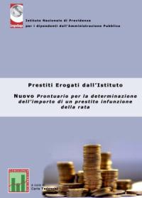 Prestiti INPDAP prontuario pdf
