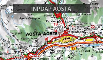 Sede INPS ex INPDAP Aosta