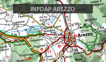 INPS ex INPDAP sede di Arezzo