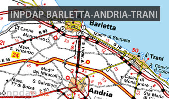 Sede INPS ex INPDAP Barletta Andria Trani