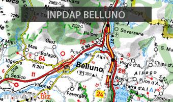 INPS ex INPDAP sede di Belluno