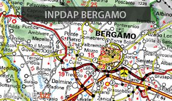 INPS ex INPDAP sede di Bergamo