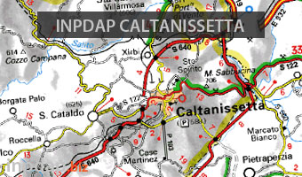 INPS ex INPDAP sede di Caltanissetta