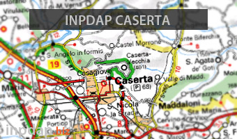 Sede INPS ex INPDAP Caserta