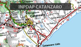 INPS ex INPDAP sede di Catanzaro