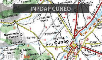 INPS ex INPDAP sede di Cuneo