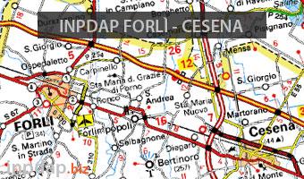 INPS ex INPDAP sede di Forlì Cesena