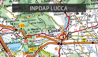 INPS ex INPDAP sede di Lucca