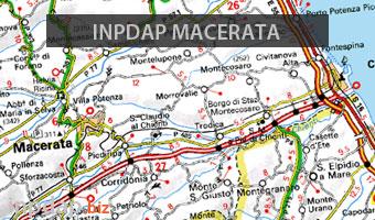 INPS ex INPDAP sede di Macerata
