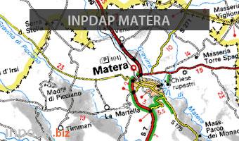 INPS ex INPDAP sede di Matera