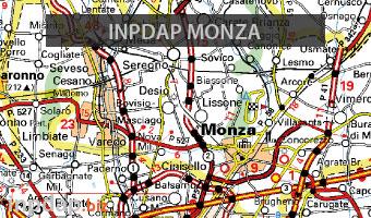 INPS ex INPDAP sede di Monza Brianza