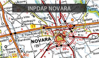 Ufficio INPS ex INPDAP Novara