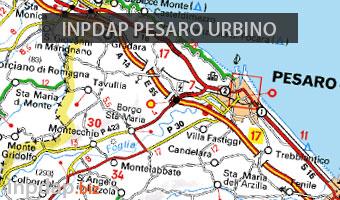 INPS ex INPDAP sede di Pesaro e Urbino