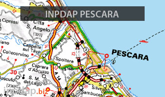 INPS ex INPDAP sede di Pescara