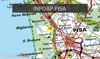 INPS ex INPDAP sede di Pisa