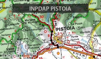 INPS ex INPDAP sede di Pistoia