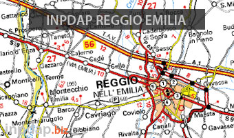 INPS ex INPDAP sede di Reggio Emilia