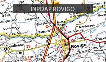 INPS ex INPDAP sede di Rovigo