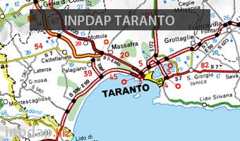 INPS ex INPDAP sede di Taranto