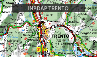 INPS ex INPDAP Trento sede