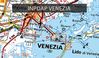 INPS ex INPDAP sede di Venezia