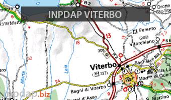 INPS ex INPDAP sede di Viterbo