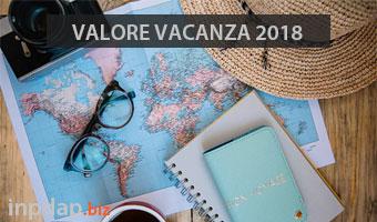Bando Vacanze Studio Valore Vacanza Estate INPSieme 2018 INPS ex INPDAP